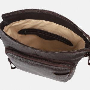 Удобный коричневый мужской планшет ATS-4147 237121