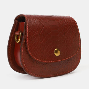 Деловой светло-коричневый женский клатч ATS-4151 237098
