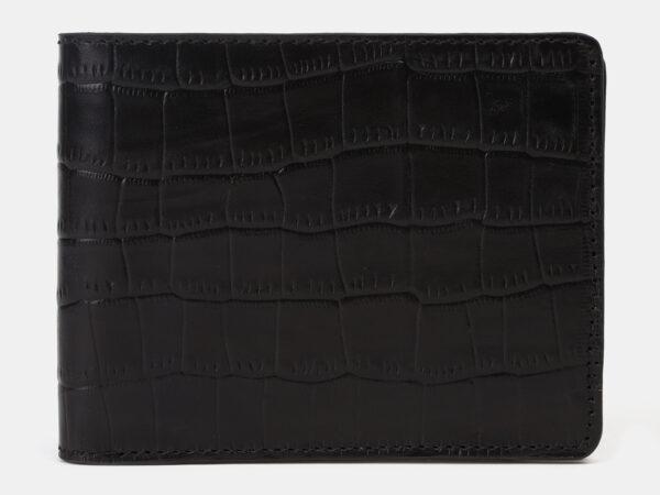 Уникальный черный портмоне ATS-4152