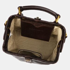 Удобная коричневая женская сумка ATS-4173 237200