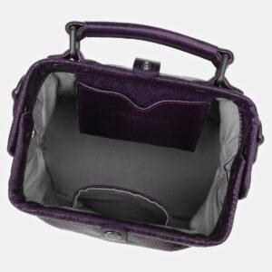 Деловая фиолетовая женская сумка ATS-4174 237195