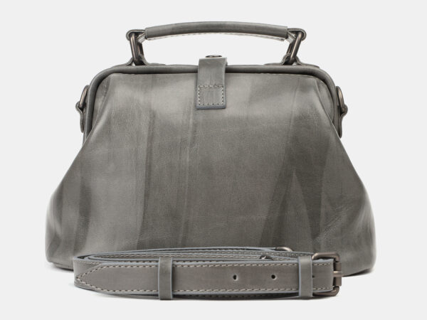 Неповторимая серая женская сумка ATS-4184