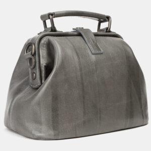 Неповторимая серая женская сумка ATS-4184 237144