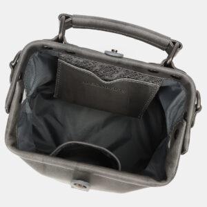 Неповторимая серая женская сумка ATS-4184 237146