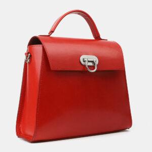 Неповторимая красная женская сумка ATS-4197 237238
