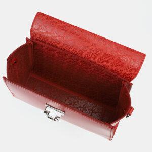 Неповторимая красная женская сумка ATS-4197 237241