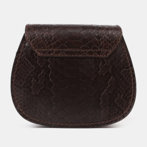 Удобный коричневый женский клатч ATS-4195 237250