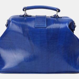 Уникальная голубовато-синяя женская сумка ATS-4205 237340
