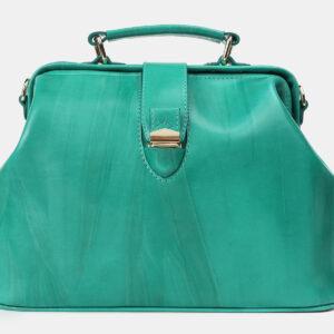 Модная зеленая женская сумка ATS-4212