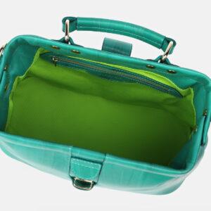 Модная зеленая женская сумка ATS-4212 237312