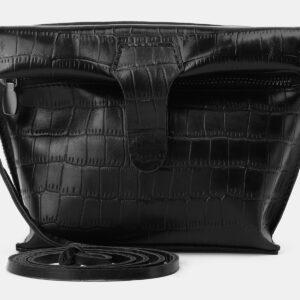 Неповторимый черный женский клатч ATS-4157 237078