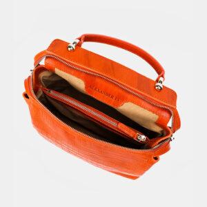 Уникальная оранжевая женская сумка ATS-3364 237598