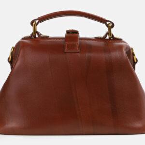 Удобная светло-коричневая сумка с росписью ATS-4230 237445