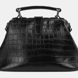 Стильная черная женская сумка ATS-4217 237500