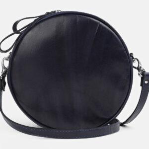 Стильная синяя женская сумка ATS-4250