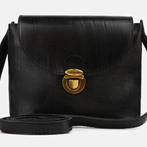 Функциональный черный женский клатч ATS-4264