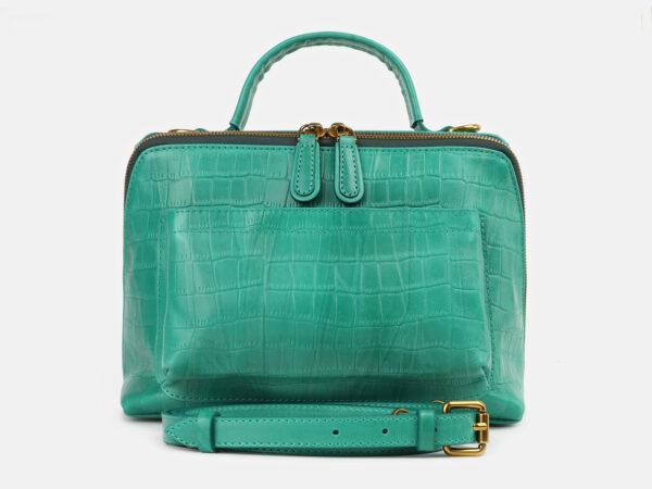 Модная зеленая женская сумка ATS-4263