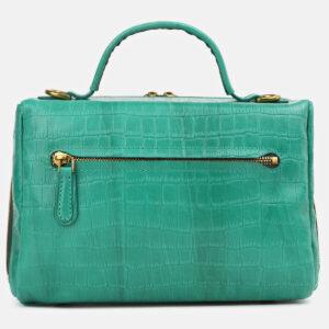 Модная зеленая женская сумка ATS-4263 237613