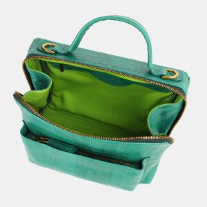 Модная зеленая женская сумка ATS-4263 237614