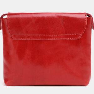 Деловой красный женский клатч ATS-3786 237371