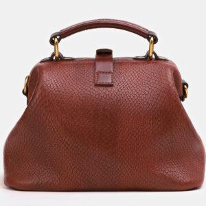 Неповторимая светло-коричневая женская сумка ATS-3823 237506
