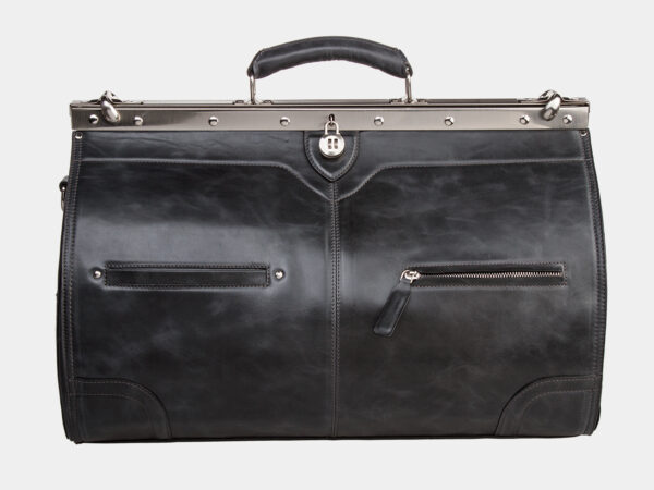 Модный черный саквояж ATS-1271