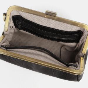 Стильный черный женский клатч ATS-4246 237522