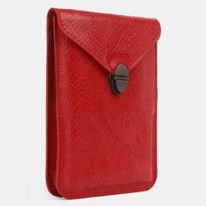 Модный красный женский клатч ATS-4238 237410