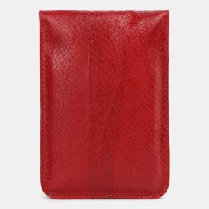 Уникальный красный женский клатч ATS-4239 237406