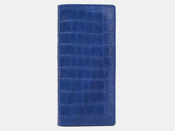 Неповторимый голубовато-синий кошелек ATS-4232
