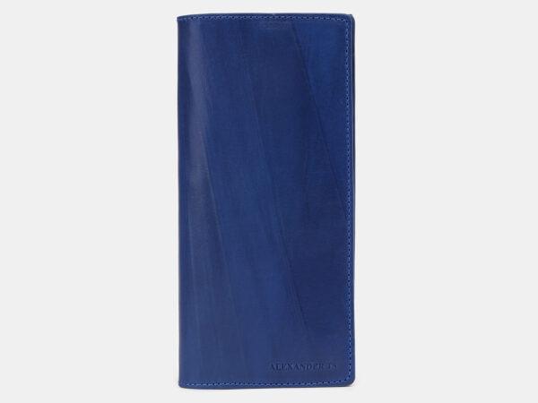 Неповторимый голубовато-синий кошелек ATS-4231