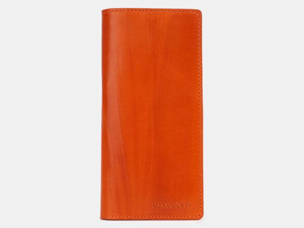 Неповторимый оранжевый кошелек ATS-4233