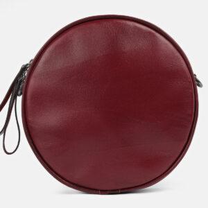 Деловая бордовая женская сумка ATS-5421 237900
