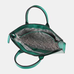 Функциональный зеленый мужской портфель ATS-4271 237683