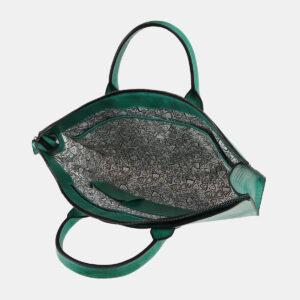 Неповторимый зеленый мужской портфель ATS-4272 237678