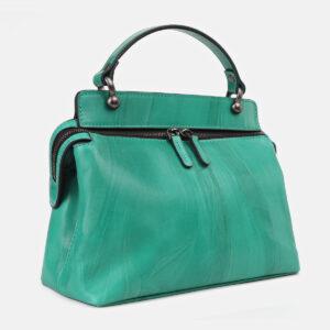 Модная зеленая женская сумка ATS-4278 237699