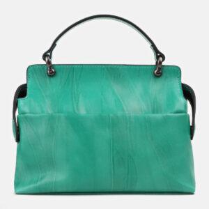 Модная зеленая женская сумка ATS-4278 237700