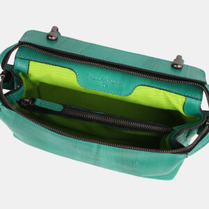 Модная зеленая женская сумка ATS-4278 237701