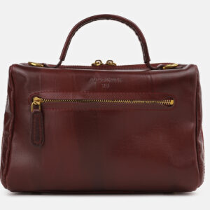 Неповторимая бордовая женская сумка ATS-4279 237695