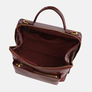 Неповторимая бордовая женская сумка ATS-4279 237696