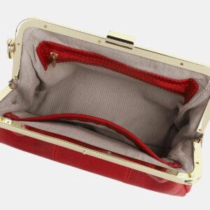 Стильный красный женский клатч ATS-4275 237716