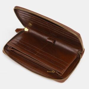Неповторимый светло-коричневый портмоне ATS-4276 237709