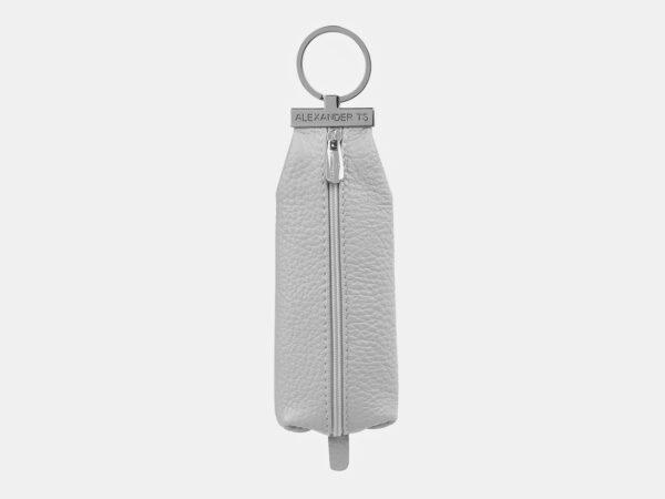 Удобная серая ключница ATS-5372