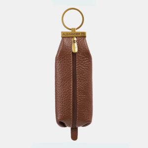 Деловая коричневая ключница ATS-5368