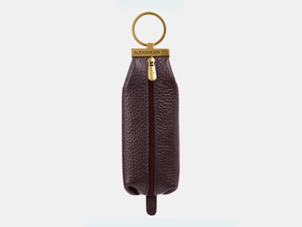 Неповторимая коричневая ключница ATS-5366