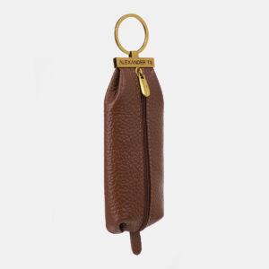 Стильная коричневая ключница ATS-5368 237774