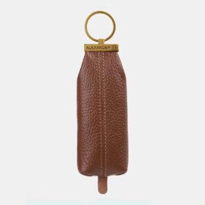 Стильная коричневая ключница ATS-5368 237775