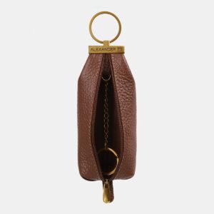 Стильная коричневая ключница ATS-5368 237777