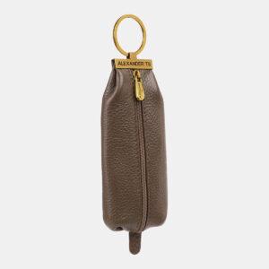 Стильная коричневая ключница ATS-5367 237779