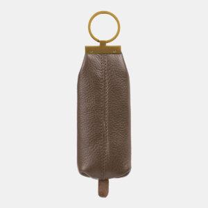 Стильная коричневая ключница ATS-5367 237780